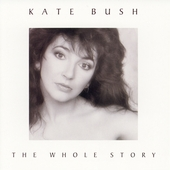 KATE BUSH - Whole Story CD