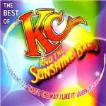 K.C. & THE SUNSHINE BAND - The Gold Collection CD