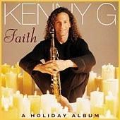KENNY G - Faith A Holyday Album CD