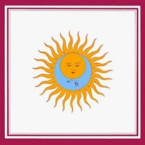 KING CRIMSON - Larks Tongues In Aspic CD