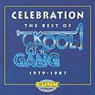 KOOL & THE GANG - Celebration Best Of 1979-1987 CD