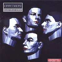 KRAFTWERK - Electric Cafe CD