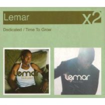 LEMAR - Dedicated/Time To Grow slidepack CD