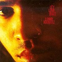 LENNY KRAVITZ - Let Love Rule CD