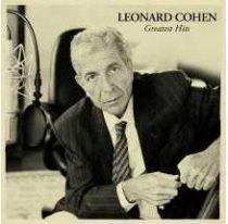 LEONARD COHEN - Greatest Hits CD