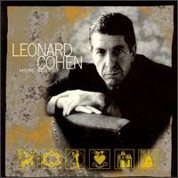 LEONARD COHEN - More Best Of CD