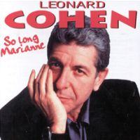 LEONARD COHEN - So Long Marianne CD
