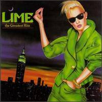 LIME - The Greatest Hits CD