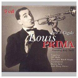 LOUIS PRIMA - Just A Gigolo / 3cd / CD