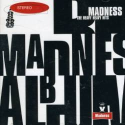 MADNESS - The Heavy Heavy Hits CD