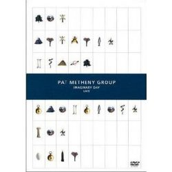 PAT METHENY - Imiginary Day Live DVD