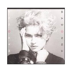MADONNA - First Album CD