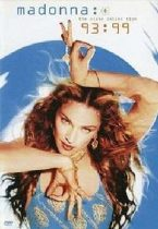 MADONNA - The Video Collection 92-99 DVD