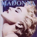 MADONNA - True Blue CD