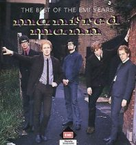 MANFRED MANN - The Best Of The EMI Years CD