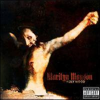 MARILYN MANSON - Holy Wood CD