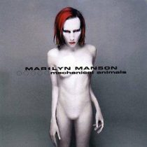 MARILYN MANSON - Mechanical Animals CD