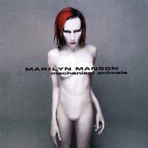 MARILYN MANSON - Mechanical Animals CD