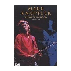 MARK KNOPFLER - A Night In London DVD