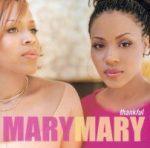 MARY MARY - Thankful CD