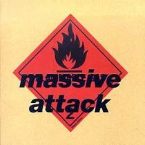 MASSIVE ATTACK - Blue Lines CD
