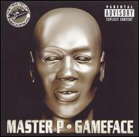 MASTER P - Game Face CD