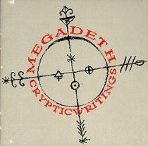MEGADETH - Cryptic Writings CD