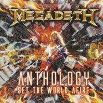 MEGADETH - Anthology Set The World A Fire / 2cd / CD