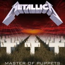 METALLICA - Master Of Puppets CD