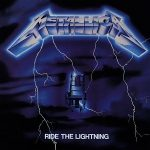METALLICA - Ride The Lightning CD