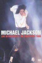 MICHAEL JACKSON - Live In Bucharest - The Dangerous Tour /visual milestones/ DVD