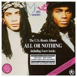 MILLI VANILLI - The Us Remix Album CD