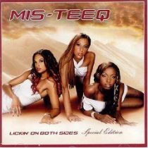 MIS-TEEQ - Lickin On Both Sides CD