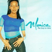 MONICA - The Boy Is Mine CD