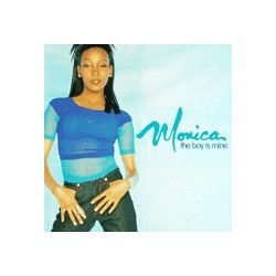 MONICA - The Boy Is Mine CD