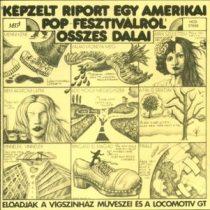 MUSICAL ROCKOPERA - Képzelt Riport Egy Amerikai Popfesztiválról + Harmincéves Vagyok CD