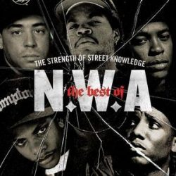 N.W.A - Best of The Strenght Of Street Knowledge CD