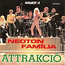 NEOTON - Attrakció CD
