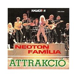 NEOTON - Attrakció CD