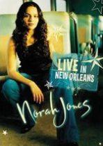 NORAH JONES - Live In New Orleans DVD