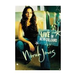 NORAH JONES - Live In New Orleans DVD
