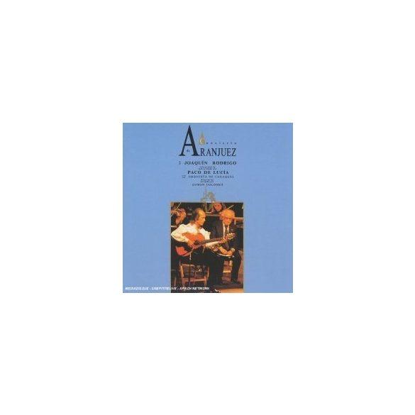PACO DE LUCIA - Concierto Aranjuez CD