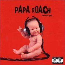 PAPA ROACH - Lovehatetragedy CD