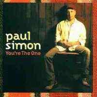 PAUL SIMON - You're The One CD
