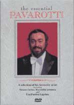 PAVAROTTI - The Essential At Albert Hall DVD