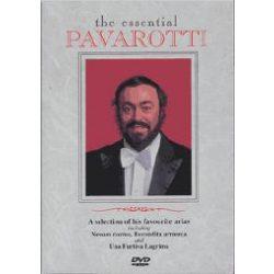 PAVAROTTI - The Essential At Albert Hall DVD
