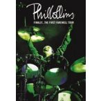 PHIL COLLINS - Finally... The First Farewell Tour DVD