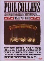 PHIL COLLINS - Serious Hits Live /2dvd/ DVD