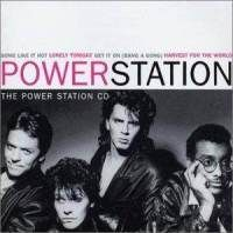 POWER STATION - Powerstation CD