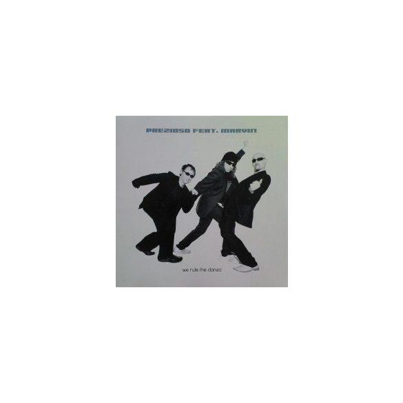 PREZIOSO - We Rule Danza CD